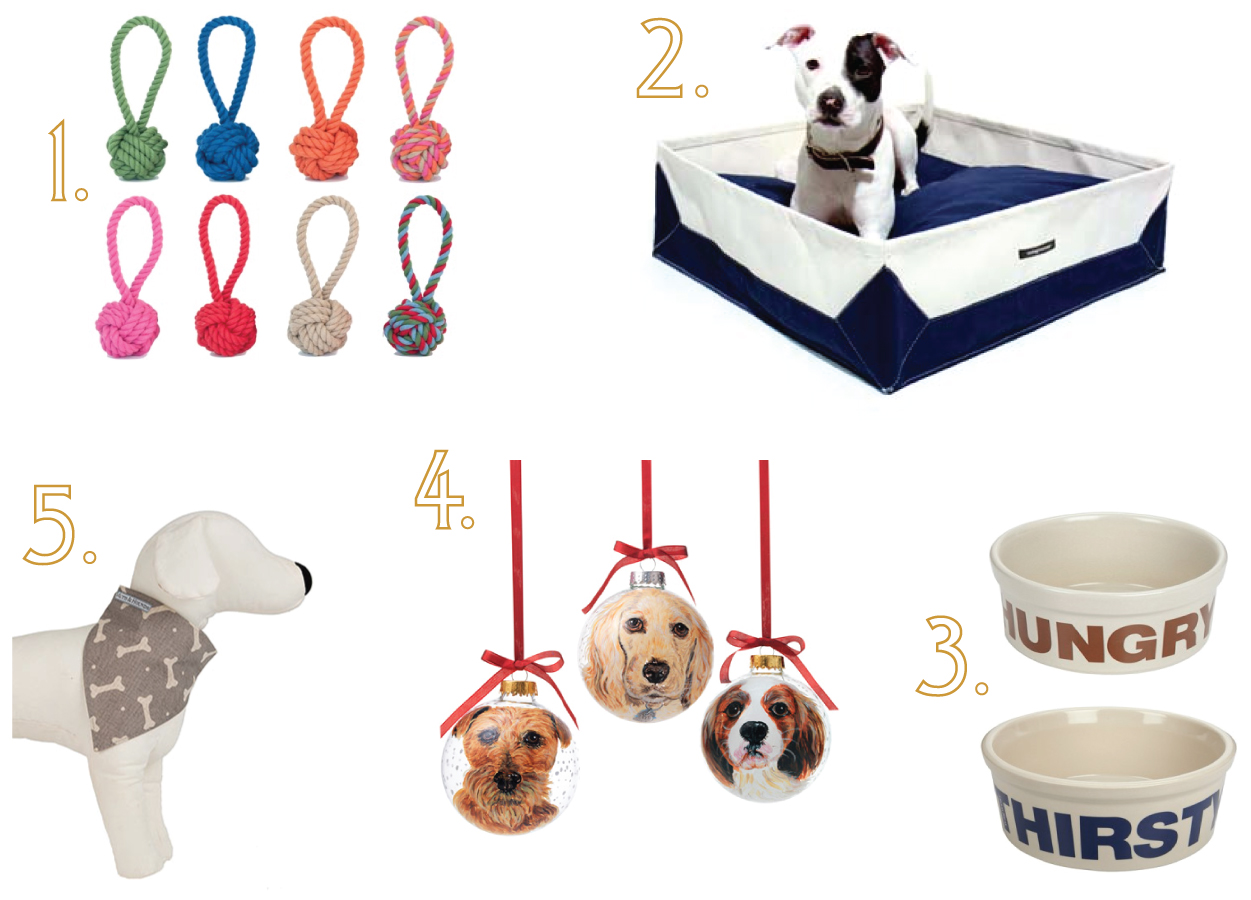 christmas gift guide: dog lovers | Is there any wine left?